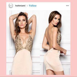 Holt Miami Cocktail Dress